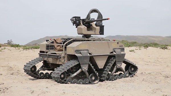 Miliary RObot