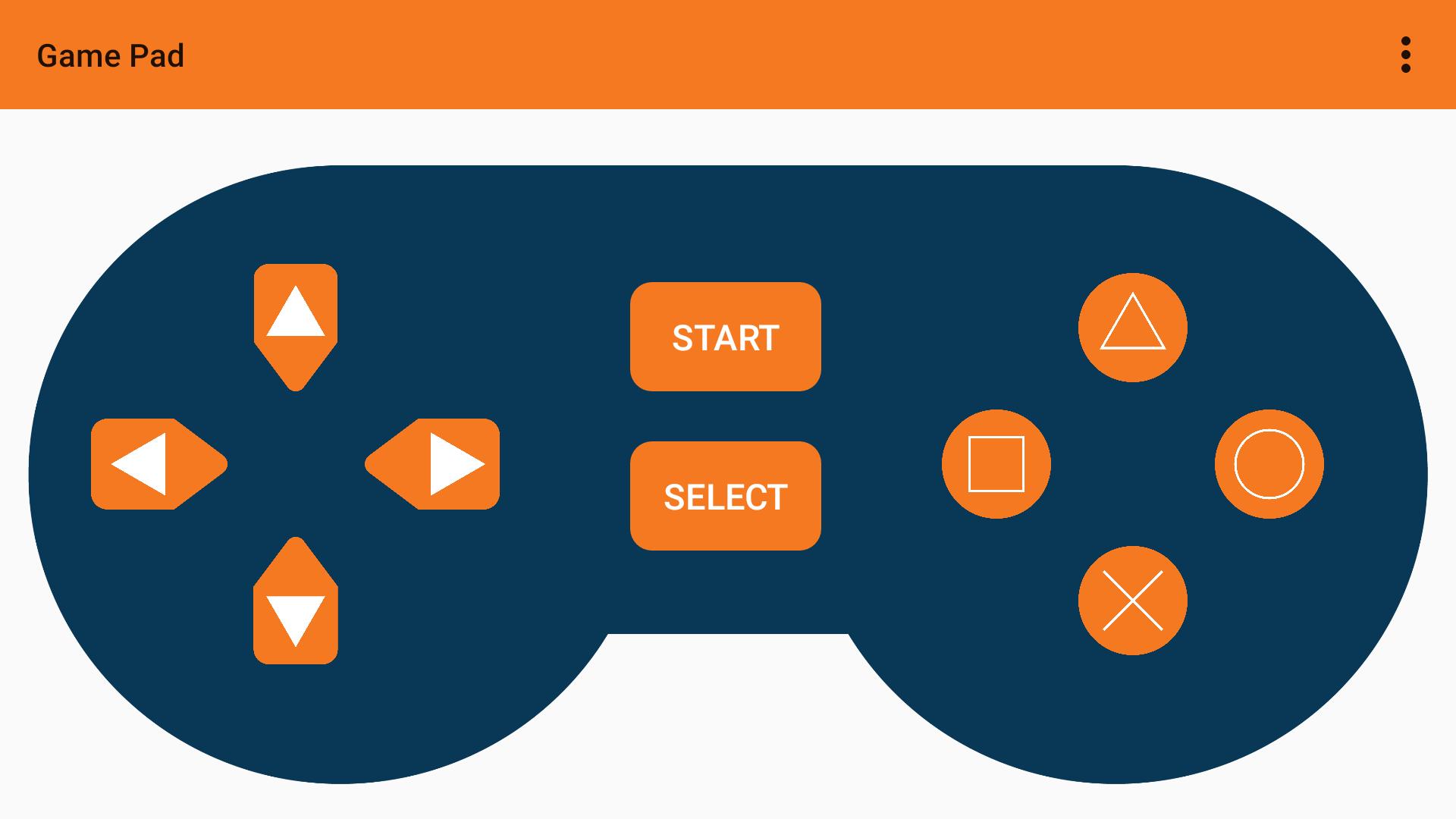 evive Gamepad App