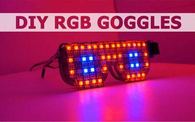 DIY RBG Googles