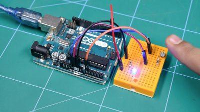 LDR Arduino