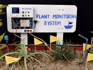 Plant monitoring system 2000 x 800